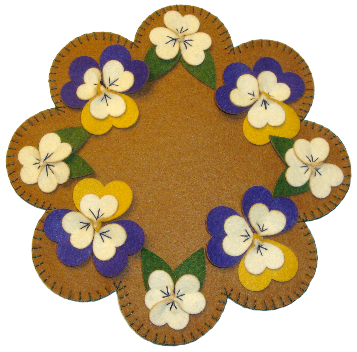1000 Images About Table Mats On Pinterest Penny Rugs